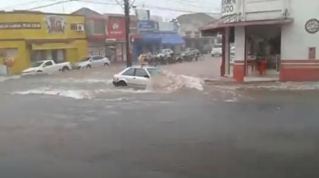 Prefeitura de Adamantina busca empréstimo de R$ 1,2 milhão para obras antienchentes na área central da cidade