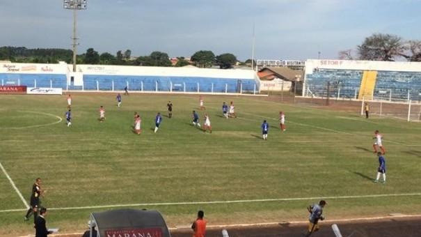 Com gol de Marlos, Osvaldo Cruz F.C. bate o Tupã e vence a segunda seguida