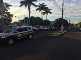 Operação Dâmocles prende mais de 40 envolvidos com o tráfico de drogas