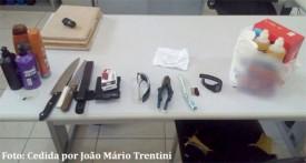 Osvaldocruzense é preso em Parapuã acusado de praticar furtos
