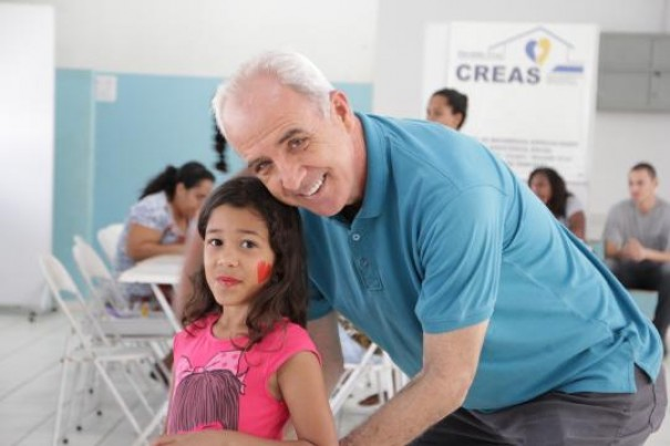 Setor de Assistência Social de Osvaldo Cruz realiza o primeiro Domingo Feliz de 2018