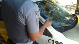 Motorista é preso pela Polícia Rodoviária com CNH falsa