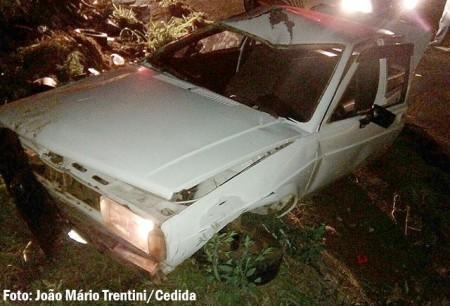 Acidente na SP-294 deixa morador de Osvaldo Cruz em estado grave