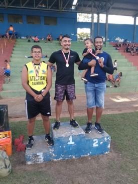 Atletismo de Osvaldo Cruz se destaca em mais uma competição
