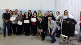 Fundo Social de Solidariedade de OC realiza formatura dos cursos de capacitação