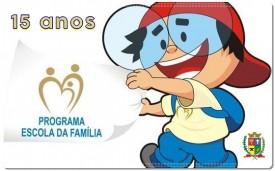 Programa Escola da Família completa 15 anos em Osvaldo Cruz