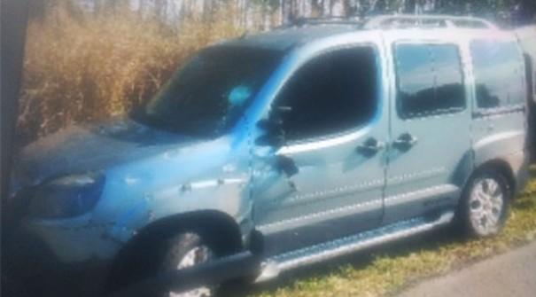 Acidente na SP-294 deixa motorista ferido