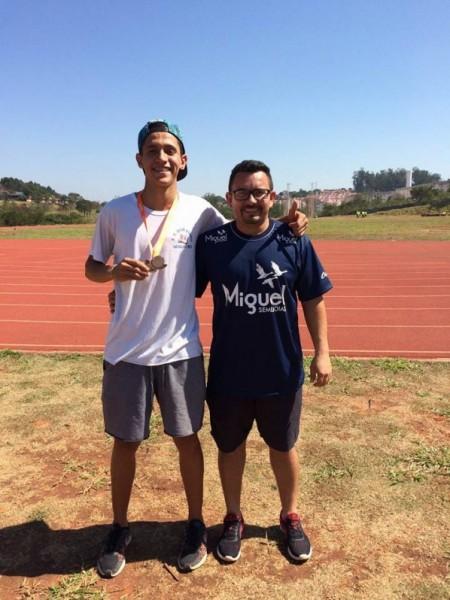 Atletismo de Osvaldo Cruz faz sucesso em Bauru