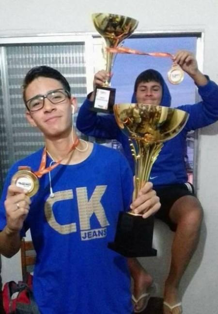 Atletas de Osvaldo Cruz são convocados para a Seleção Paulista de Atletismo