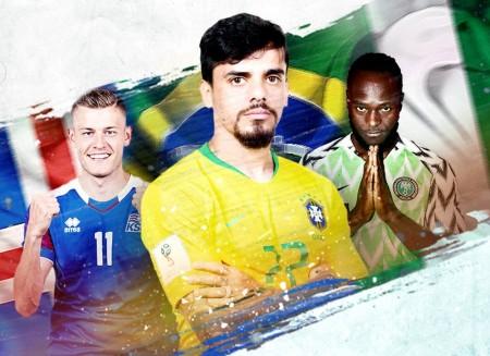 9º dia de Copa na Rússia