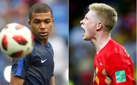 27º dia: Semifinal da Copa do Mundo 2018