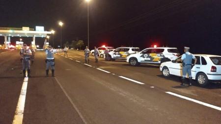 Polícia Rodoviária multa mais de 800 motoristas por excesso de velocidade na região de Presidente Prudente