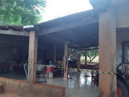 Empresário é assassinado a tiros durante almoço familiar em Mirante do Paranapanema