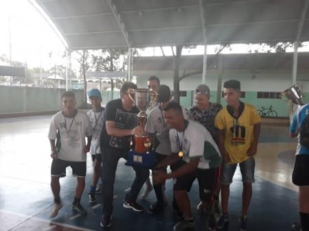 Chapecoense vence o Festival de Futsal de Sagres