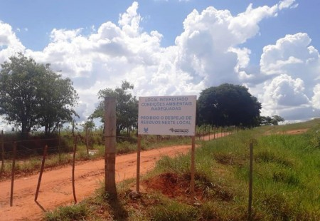 Prefeitura de Sagres comunica interdição do aterro sanitário do município