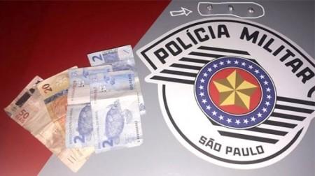 Polícia Militar prende indivíduo por tráfico de drogas em Lucélia