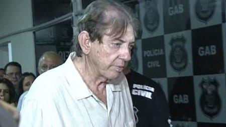João de Deus passa 1ª noite na cadeia após ser preso suspeito de abusos sexuais