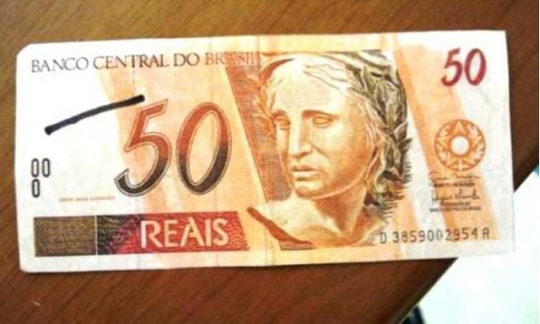 Polícia Civil prende homem com notas falsas de R$ 50,00 em Junqueirópolis