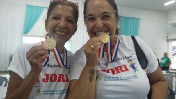 Osvaldo Cruz conquista a primeira medalha de ouro no JORI 2018