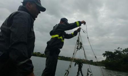 Pescadores são multados em R$ 1,4 mil por pesca irregular em Paulicéia
