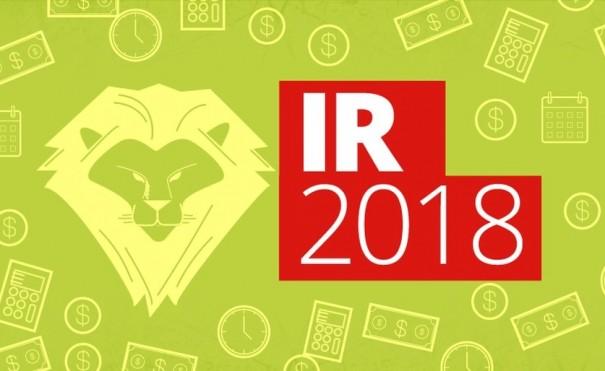 Imposto de Renda 2018: consultas ao 1º lote já estão abertas; restituições somam R$ 4,7 bi