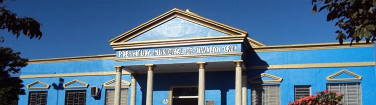 Prefeitura de Osvaldo Cruz oferece serviços online para quitação de tributos