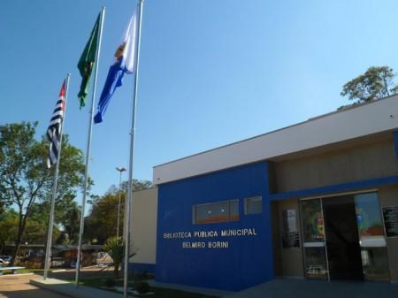 Biblioteca Municipal de OC estará fechada por cinco dias no mês de dezembro