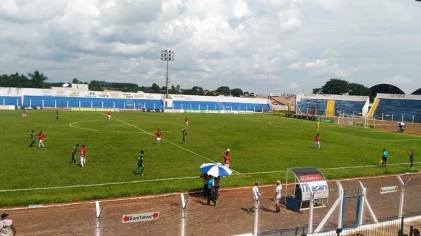 Inter x Boavista jogam em Osvaldo Cruz na terceira fase da Copa SP