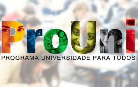 Inscrições para o ProUni poderão ser realizadas de 6 à 9 de Fevereiro