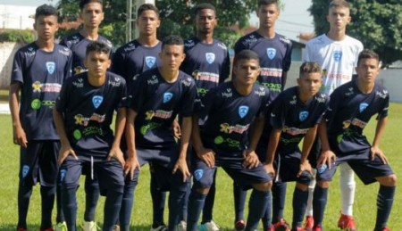 Sub-17 do Osvaldo Cruz fecha como líder de sua chave em Avanhandava