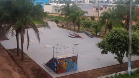 Moradores do Conjunto Álvaro Campoy não querem pista de Skate no bairro e ganham apoio de vereadores