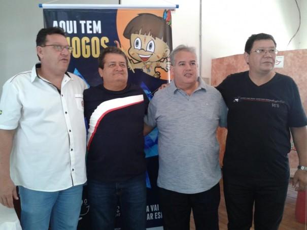 Osvaldo Cruz será sede dos Jogos Regionais em 2020