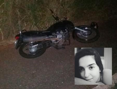 Acidente deixa vítima fatal na vicinal que liga Osvaldo Cruz a Salmourão