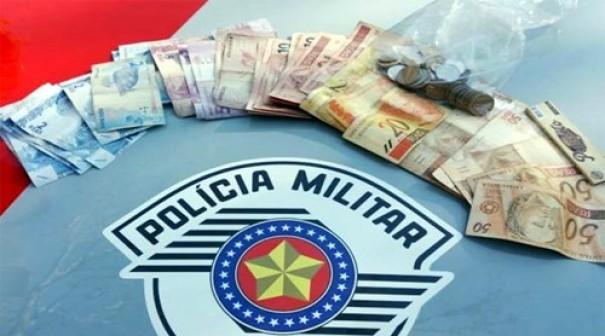 Polícia Militar prende autor de roubo 10 minutos após o crime em Adamantina
