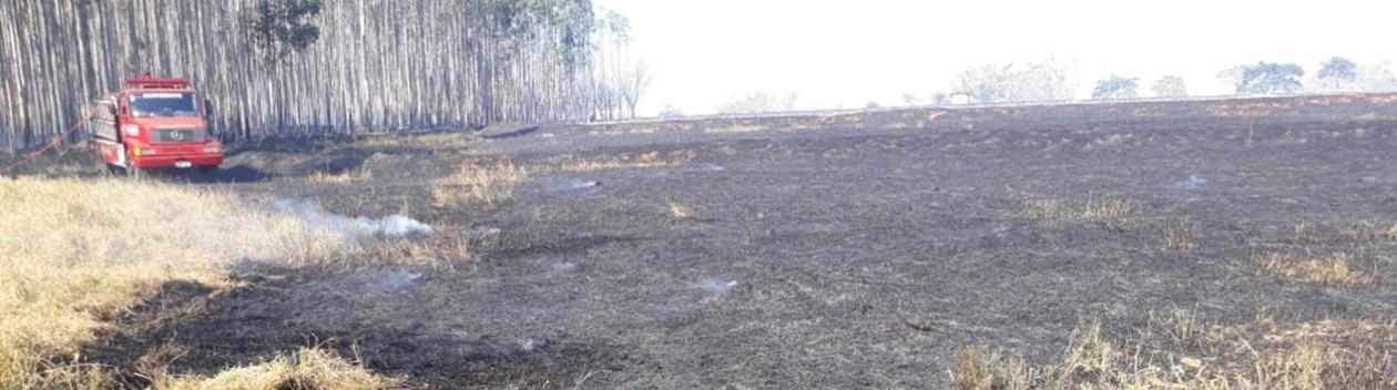 Corpo de Bombeiros de OC recomenda cautela para evitar incêndios
