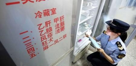 Empresa chinesa vendia vacinas falsas contra pólio, tétano e difteria