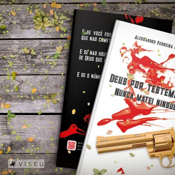 Diretor do Jornal Cidade Aberta lança livro de ficção no final do mês