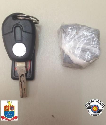Morador de Lucélia é detido portando droga em Osvaldo Cruz