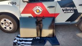 Indivíduo é preso em flagrante por furto em OC