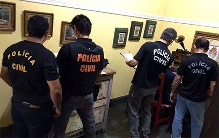 Operação Luz na Infância de combate à pornografia infantil prende rapaz de 24 anos em Rinópolis