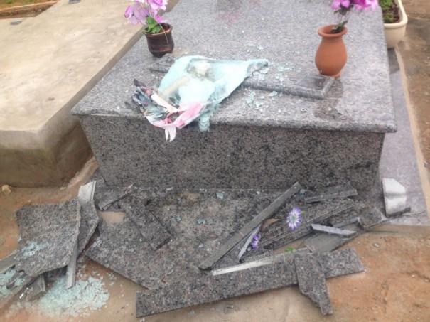 Polícia Civil de Osvaldo Cruz apreende adolescentes que danificaram o Cemitério Municipal