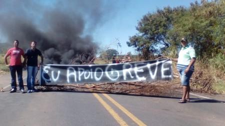 Manifestações dos caminhoneiros voltam nesta terça-feira