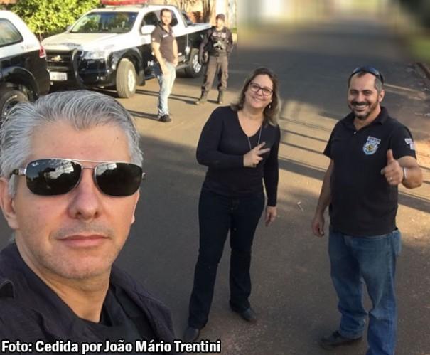 Polícia Civil realiza operação de combate ao tráfico de entorpecentes em Iacri