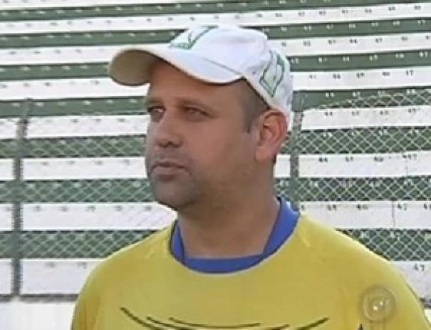 Rogério Delgado será o novo treinador do Azulão