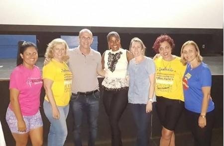 Secretaria de Educação de Osvaldo Cruz realiza evento no Dia Internacional da Síndrome de Down