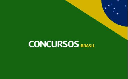 OPORTUNIDADE: Concursos Públicos abrem vagas para vários cargos em todo o Brasil