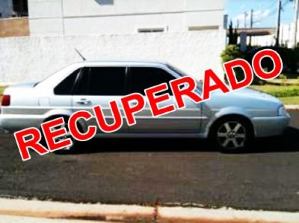 Polícia Militar de Osvaldo Cruz recupera veículo furtado nesta terça-feira