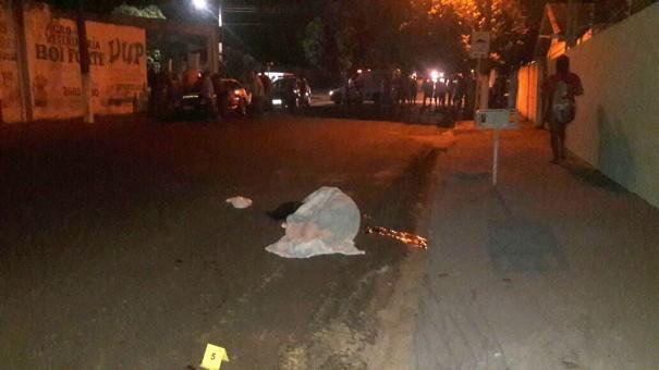 Após tentar reatar relacionamento, homem é assassinado a facadas em Parapuã