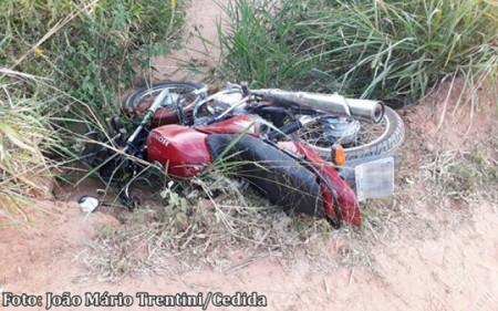 Motociclista é detido após tentar fugir da Polícia Militar em Tupã