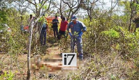 Corpo decapitado de mulher é encontrado em zona rural de Paraguaçu Paulista